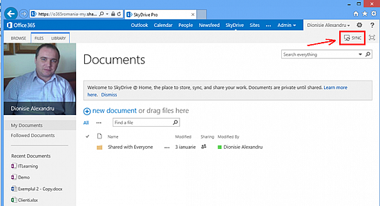 mapped drive in sharepoint online
