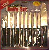 Ginzu Knife Set