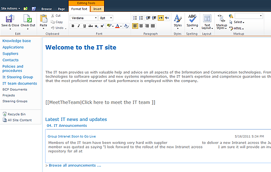 NothingButSharePoint com   For everything SharePoint and