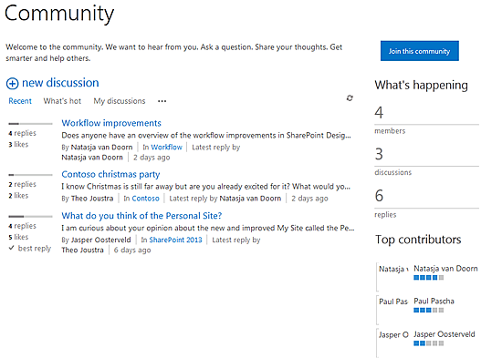 NothingButSharePoint com | For everything SharePoint and